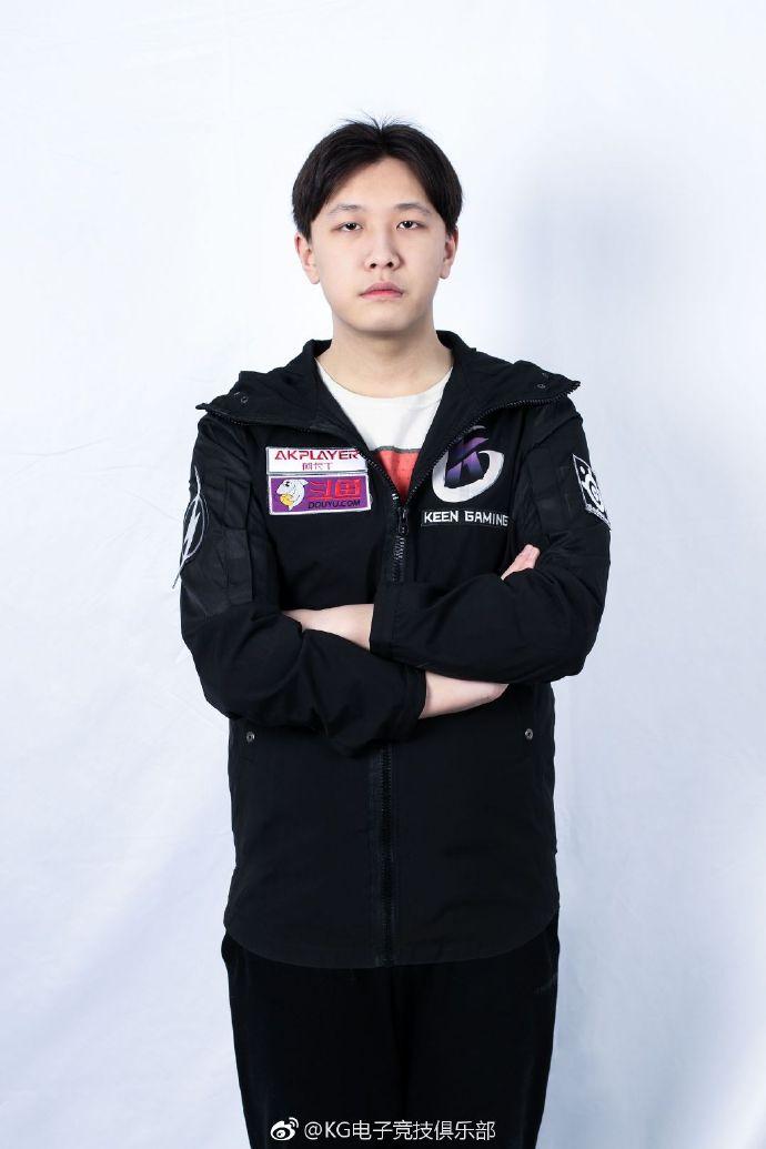 KG公布PUBG分部最新名单:原iFTY马云龙加入