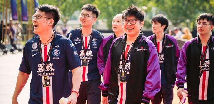 China dominates Round 1 of Upper Bracket