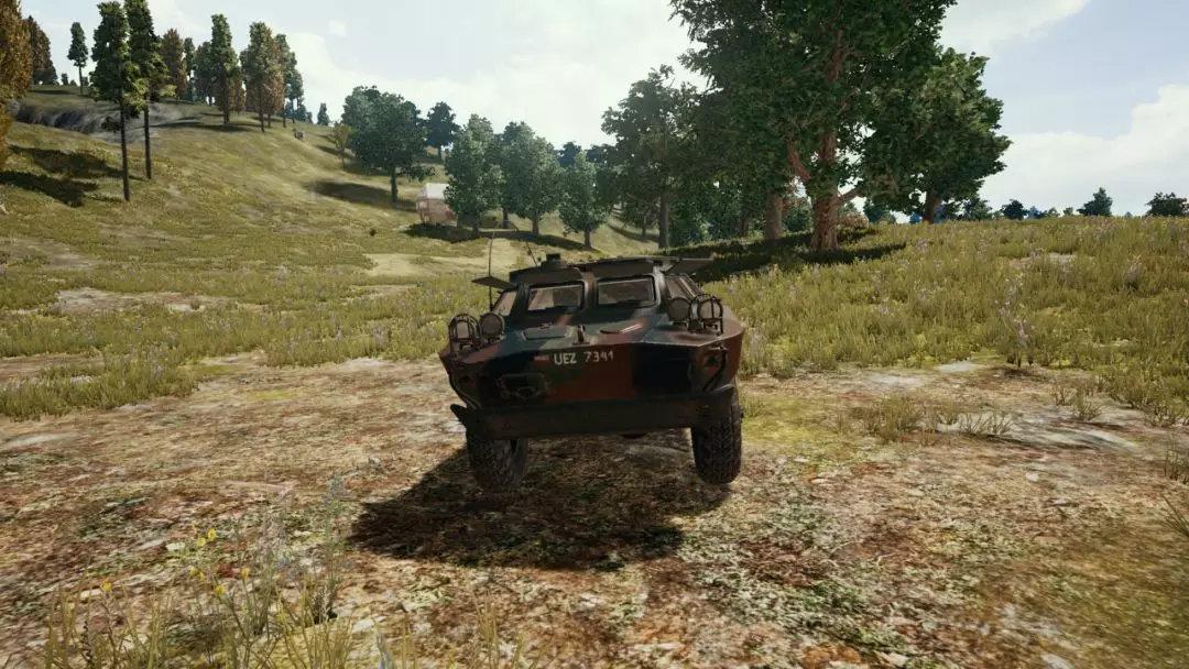 最新的装甲车到底有多强?打爆它最多需要500发子弹