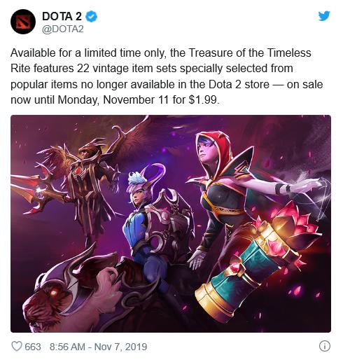 Kết quả hình ảnh cho treasure of the timeless rite dota 2
