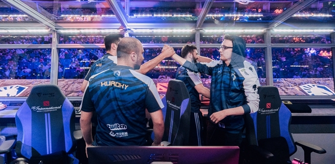 Team Secret eliminated from TI9 by Team Liquid